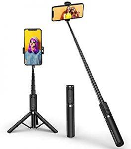 ATUMTEK Selfie Stick Trépied Bluetooth