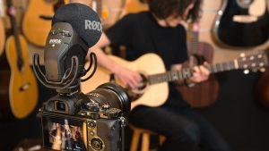 Micro pro pour filmmaker