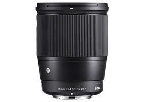 16mm F1.4 DC DN Contemporary