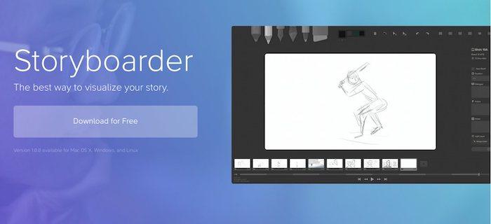 logiciel-storyboarder