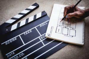 storyboard vidéo
