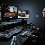 studio de montage vidéo pro